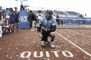 El reinado de Víctor Estrella se extiende en Quito
