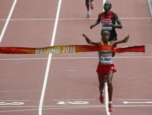 Atletica, Beijing 2015: Maratona alla Dibaba, oggi ultime finali