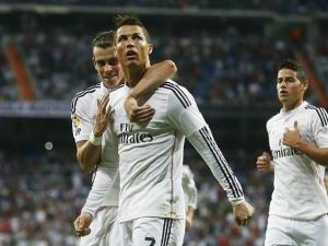 Real Madrid look to capitalize on Barcelona's loss and extend their lead