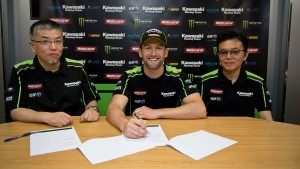 Superbike, ufficiale: Tom Sykes rinnova con Kawasaki