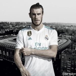 Nueva camiseta para el Real Madrid