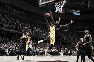 Pacers surpreendem, vencem fora de casa e abrem vantagem contra Cavaliers nos playoffs