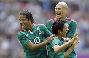 La selección azteca mantiene las esperanzas de ir a Brasil