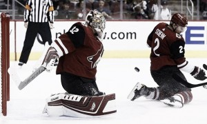 Arizona Coyotes: Antti Raanta's contract extension