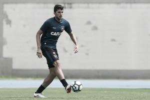 """Motivado, Igor Rabello revela objetivo do Botafogo: """"Trazer títulos para o clube"""""""