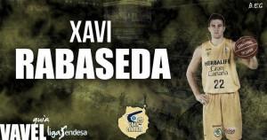 Herbalife Gran Canaria 2016-17: Xavi Rabaseda, en busca del quinteto inicial