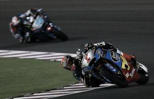 Resultado clasificación de Moto2 del GP de Qatar 2015