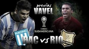 Racing Club - Rionegro Águilas: En busca del 'milagro dorado'