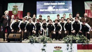 El Racing fue el gran protagonista de la II Fiesta del Fútbol Cántabro