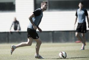 El Racing recupera a Concha y Andreu y podrá contar con Valdo