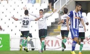 Racing de Santander - Deportivo Alavés; Puntuaciones del Racing en la décima jornada
