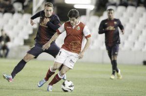 Racing de Santander - Barcelona B: la juventud se cita en El Sardinero
