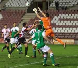 Racing de Ferrol - UD Logroñés: final anticipada