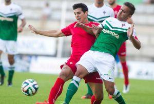 El Racing aplasta al Astorga y se enfrentará al Mirandés en la siguiente ronda
