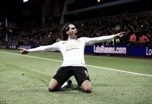 Aston Villa 1-1 Manchester United: Falcao header saves point against Villa