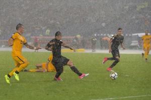 """Roma, Nainggolan: """"Vogliamo fare meglio dello scorso anno. Juve sempre forte, ma noi e Napoli ci siamo"""""""