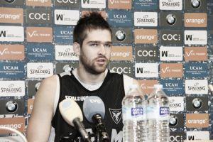 Al habla los jugadores de UCAM Murcia, próximo rival aurinegro