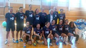 VolleyF, la nuova stagione 2016/2017 ai nastri di partenza: il nuovo Neruda Volley Bolzano