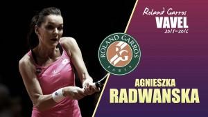 Roland Garros 2016. Agnieszka Radwanska: en busca de la superación