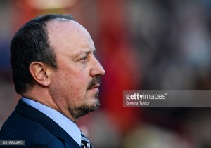 Rafael Benitez is said to still have control over transfers at Newcastle United