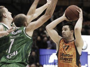 Valencia Basket se complica la vida en Europa