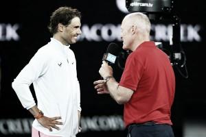 """Rafael Nadal: """"Siempre tratas de mejorar, pero estoy contento de comenzar así"""""""