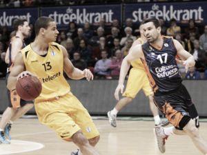 Valencia Basket conquista Bélgica
