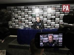 """Rafa Benítez: """"Los jugadores ganan partidos, no los entrenadores"""""""