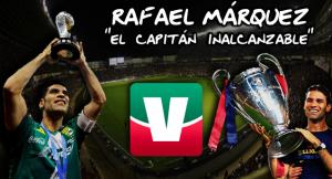 Rafael Márquez: El capitán incansable