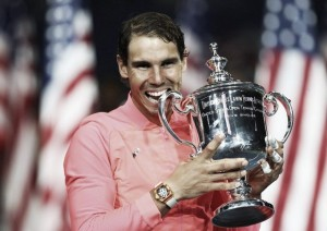 US Open 2017   Nadal vence Kevin Anderson e conquista seu 16º título de Grand Slam