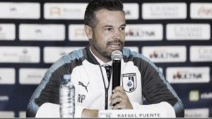 "Rafa Puente: ""Tenemos un merecido triunfo"""