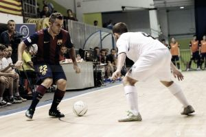 Magna Navarra - FC Barcelona: el regreso del guerrero