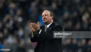 Newcastle players desperate for Rafael Benítez to stay