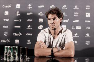 """Rafa Nadal: """"Es una victoria importante para mí"""""""