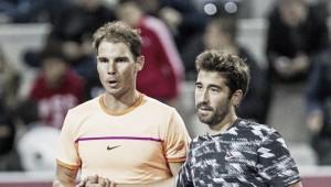 Nadal, López y otro título