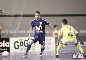 Rafael salva a Inter Movistar frente a un buen Peñíscola FS
