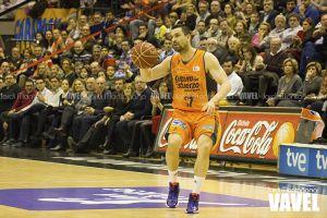 Rafa Martínez renueva dos años más con Valencia Basket