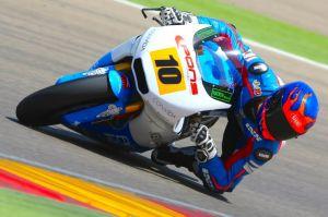 Jesko Raffin, nuevo líder de la categoría de Moto2