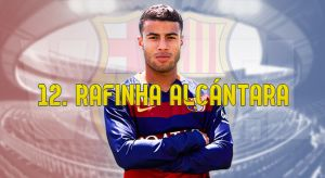 FC Barcelona 2015/16: Rafinha