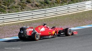 Kimi Raikkonen redondea la semana perfecta de Ferrari