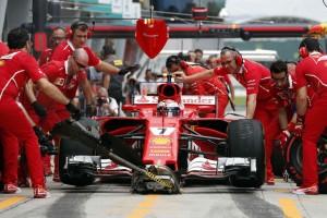 """F1, Gp della Malesia. Raikkonen, pole sfumata per pochi millesimi: """"C'è un po' di delusione, ma la gara è domani"""""""
