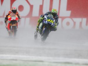 MotoGP,niente piùgommeIntermedie