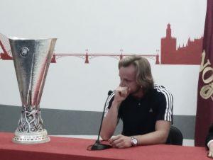 """Rakitic: """"Para mí sería lo más grande colgar las botas en el Sevilla"""""""