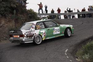 La nueva edición del rally Canarias tendrá nuevos alicientes