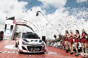 El fantástico cartel para el Rally de Portugal