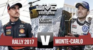 Resumen Rally Monte-Carlo en WRC 2017