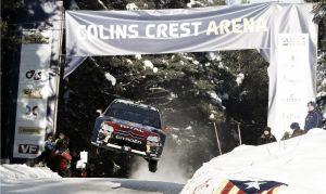 Rally de Suecia 2015: itinerario