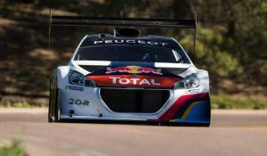 Pikes Peak 2013: Sebastien Loeb vince e stabilisce il nuovo primato