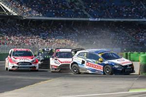 Revelados los pilotos de Rallycross que correrán en Lydden Hill