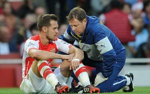 Ramsey Sidelined, So Who Will Fill The Void?